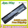 Apexway 4400mAh 11.1v  Battery for HP Pavilion DV6000 DV2000 DV6700 DV6100 DV6500 DV2700 Presario C700 A900 V3000 HSTNN-IB42