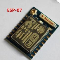 1pcs lot ESP8266 serial WIFI model ESP 07 Authenticity Guaranteed