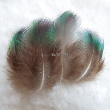 Natural Dark Blue and Green Peacock Plumage Feathers,200pcs/lot,5-9cm long,Cheap feathers
