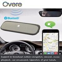 Overe 1Set Bluetooth Car Kit Speakerphone Wireless Speaker Phone For Fiat Punto Volkswagen VW Polo Passat B7 B8 Golf 5 6 7