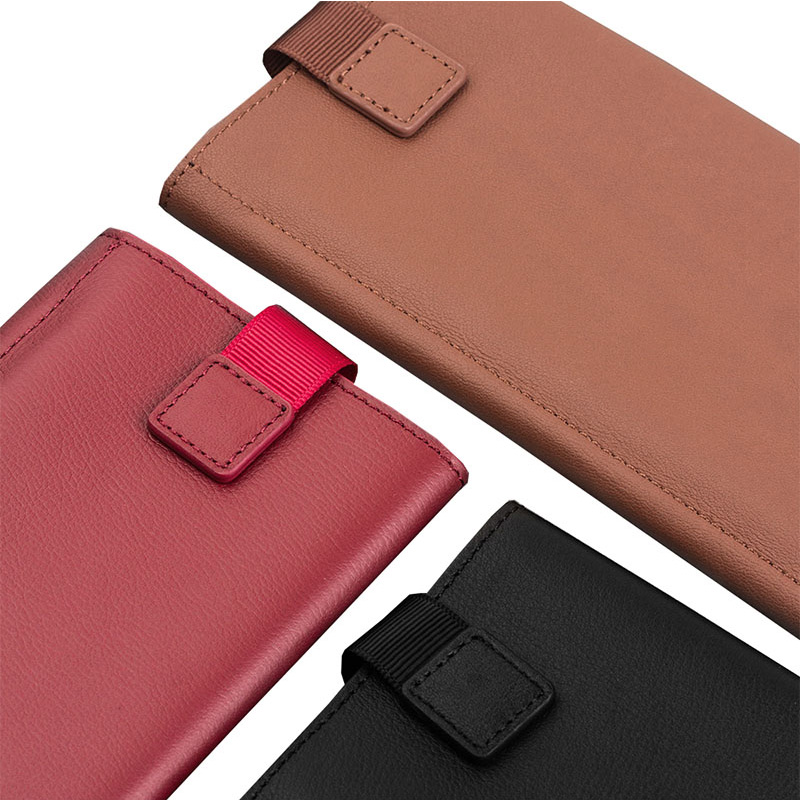 Image 4 - QIALINO Leather Wallet Bag Case For Samsung GalaxyS8  Wallet  Pouch Genuine Leather Cover For Samsung S8 Plus With Card Slot Casecase  for samsungcase pluscase for