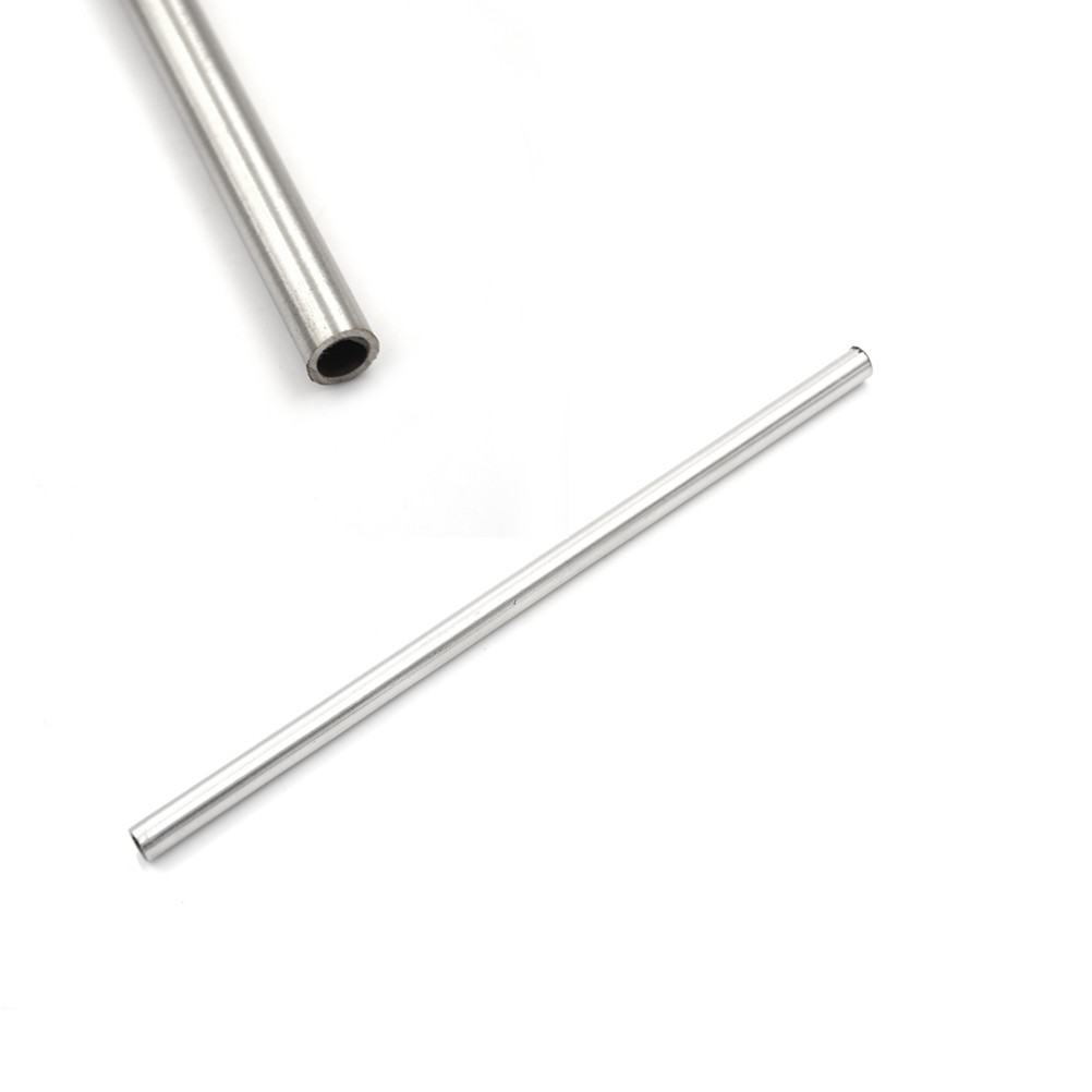 1pc 304 Stainless Steel Capillary Tube OD 10mm X 8mm ID, Length 250mm Tool Supplies Length (Approx.)250mm