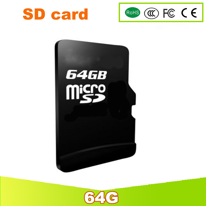 YUNSYE SD Card 64G Class  64GB Class10 UHS-1 8GB Class 6 Memory Card Flash Memory Microsd for Smartphone leef microsd 64gb class 10