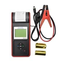 LANCOL MICRO-568 Автомобиля Тестер нагрузки аккумулятора 2000CCA анализатор тестер для батарей с аккумулятор для принтера Системы тестер инструмент диагностики