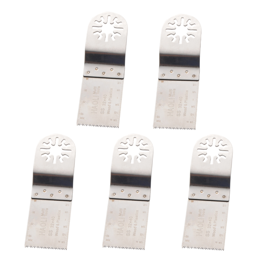 цена на 5pcs 32mm SS saw blades for most brands of multi-tool such as Makita,AEG,FEIN,DERMEL at good price and fast delivery