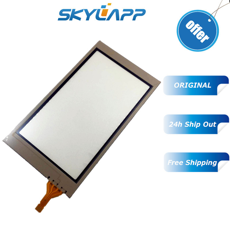 "Original New 4""inch Touch Panel For Garmin Montana 680 680t Touch Screen Digitizer Glass Sensors Panel Replacement Free Shipping"