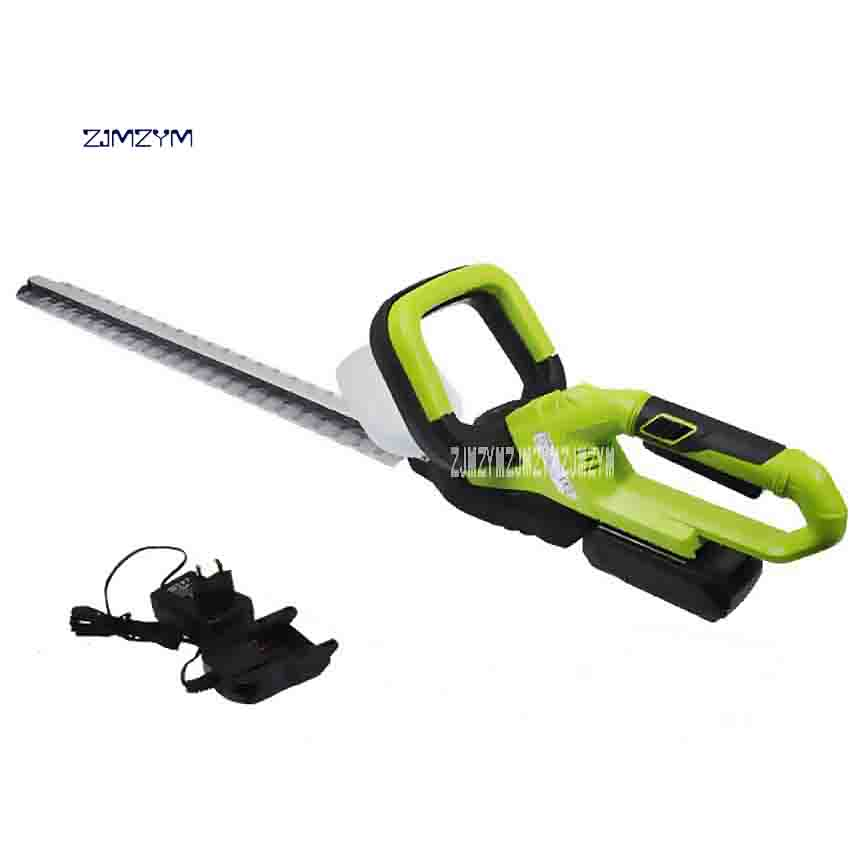 ZJMZYM New Rechargeable Electric Hedge Trimmer CT-20HT Garden Pruning Machine Portable Wireless Hedge Trimmer 51cm 20V 9/16 ZJMZYM New Rechargeable Electric Hedge Trimmer CT-20HT Garden Pruning Machine Portable Wireless Hedge Trimmer 51cm 20V 9/16