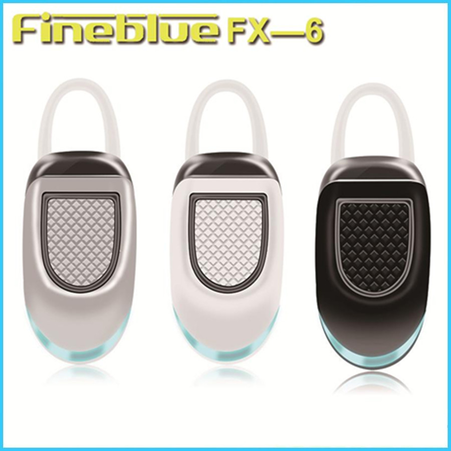 Fineblue FX-6 Mini Wireless Bluetooth Earphon V4.0 Earphone Magic Sound Headsfree Earphone for iphone for Samsung xiaomi phones