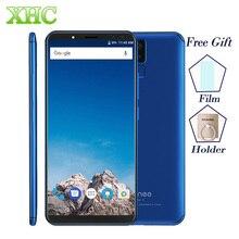 "VERNEE X 6GB RAM 128GB ROM Smartphones 6.0"" 18:9 FHD 2160 x 1080Pixel 6200mAh Face ID MTK6763 Octa Core Dual SIM Mobile Phones"