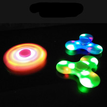 1000pcs/lot New Styles LED Bluetooth Speaker Music Fidget Spinner EDC Hand Spinner For Autism And Kids/Adult Funny Fidget Toy
