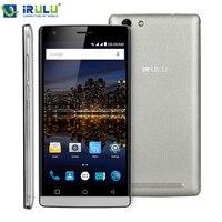 Zwycięstwo iRULU V4 MSM8909 Quad Core 4G LTE FDD 5.0 cal Ultra wytrzymałe Szkło Gorilla 3 Ekran Szybkie Ładowanie Android 5.1 Smart Phone