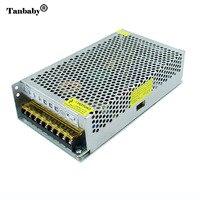 Tanbaby AC 110V 220V To DC 24V 10A 240W Switch Power Supply Driver Lighting Transformer For
