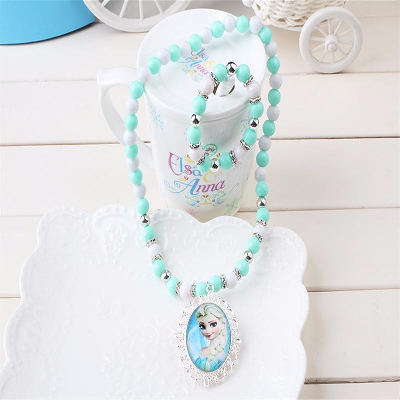 New Disney Frozen Dress Up Jewelry Toys Necklace Bracelet /& Ring