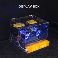 TAOCHIS Display Box For Hella 3 5 Koito Q5 WST 2 5 3 0 Inch Bi