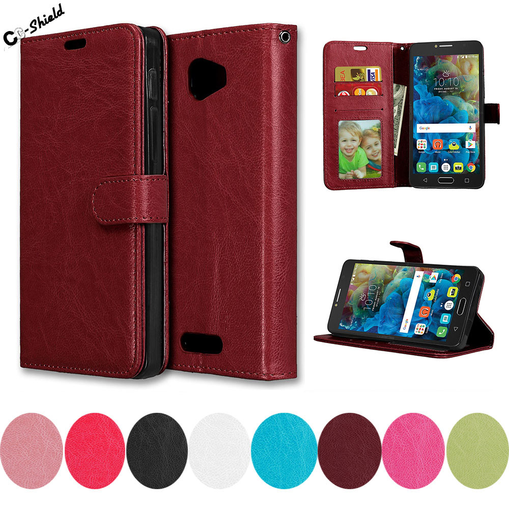 Pc Heavy Duty Etui Armor Back Cover Capa For Alcatel 5095y 5095 Anti-knock Case Fundas For Alcatel Pop 4s 5095k Coque Tpu Fitted Cases