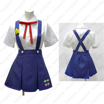 Bakemonogatari Hachikuji Mayoi Cosplay Costume Customized - DISCOUNT ITEM  18% OFF All Category