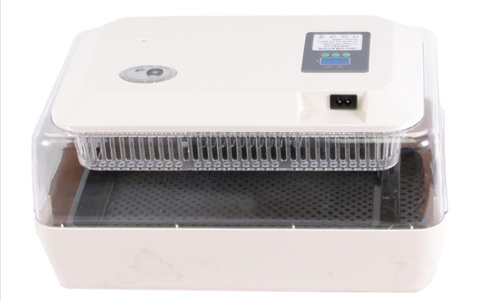 Digital 24 Eggs Incubator Temperature Control Mini Egg Hatcher Turning Chicken Goose Duck Egg Incubator Equipment new design digital temperature incubator pet supply duck hatcher household chicken egg incubator