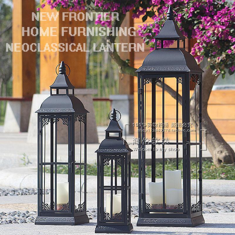 Achetez en gros plancher ext rieur lanternes en ligne for Lanterne terrasse exterieure