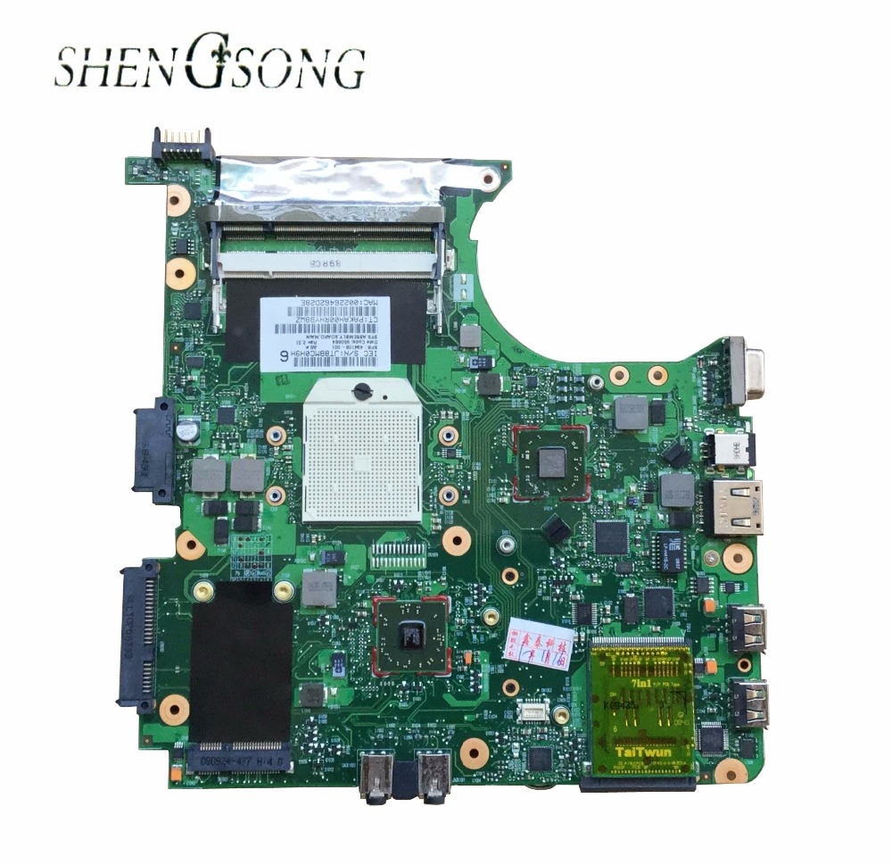 Free Shipping for HP Compaq 6535S 6735S laptop motherboard 494106-001 497613-001 100% functions free shipping laptop motherboard for 6710b motherboard 481535 001 446905 001 446904 001