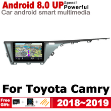 ZaiXi 2 din Android 8.0 up car DVD radio player For Toyota Camry 2018~2019 10.1 inch GPS navigation player multimedia system 7 universal car multimedia player 2 din car radio gps android 6 0 dvd player gps navigation for toyota nissan peugeot