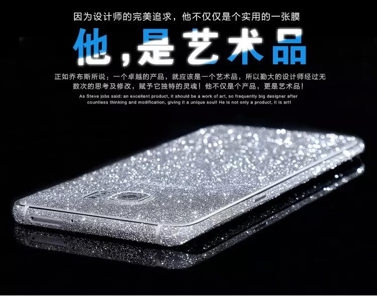 cover samsung s6 strass