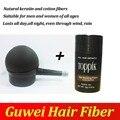 Toppik 12g hair fibers bottle + applicator / pump natural keratin hair regrowth fast