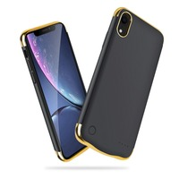 6000 Mah For Iphone XR XS MAX Smart Battery Cover Power Bank For Iphone XS MAX Battery Case