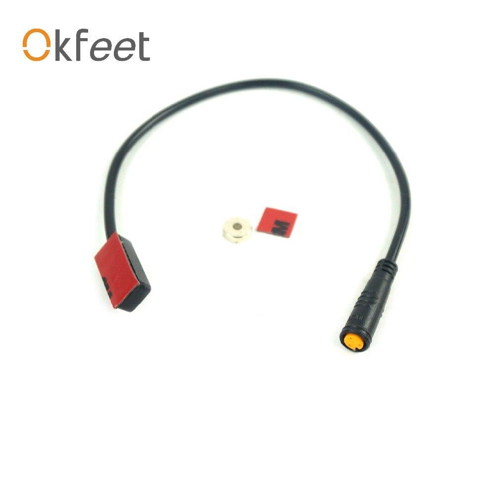 Okfeet Electric Bike Brake Sensor Mechanical / Hydraulic Brake Sensor MS-BK-2 waterproof connector