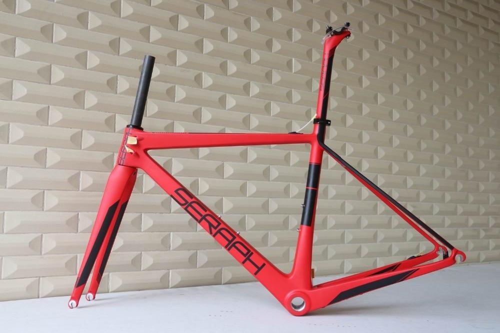 SERAPH painting T1000 Bicycle Carbon Frame FM686, Chinese super light  road carbon frame,Carbon Fiber road bike Frame,  недорого