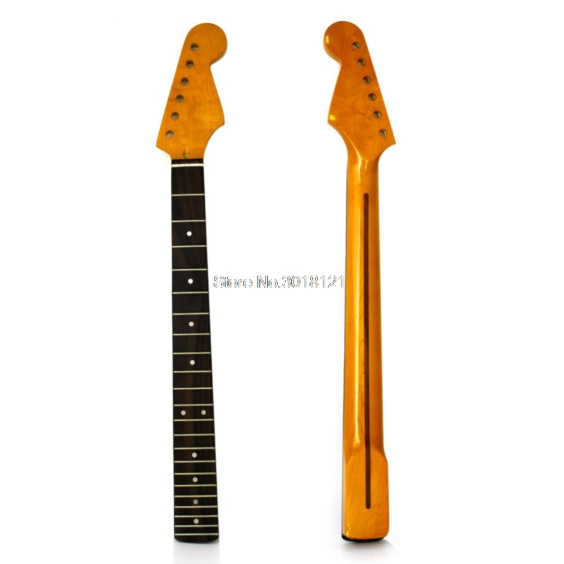 BASS Neck 6-String Bass Guitar Frest Maple Panel Rose Wood Fingerboard Guitar Accessories buy string bass