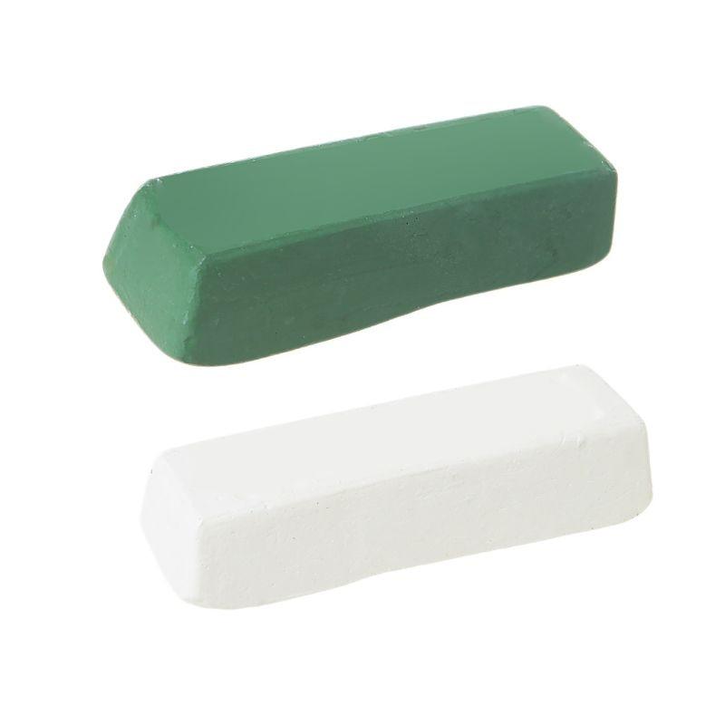 Compound Polishing Paste Wax Metal Brass Grinding Abrasive Soap Buffing Wax Bar 2019