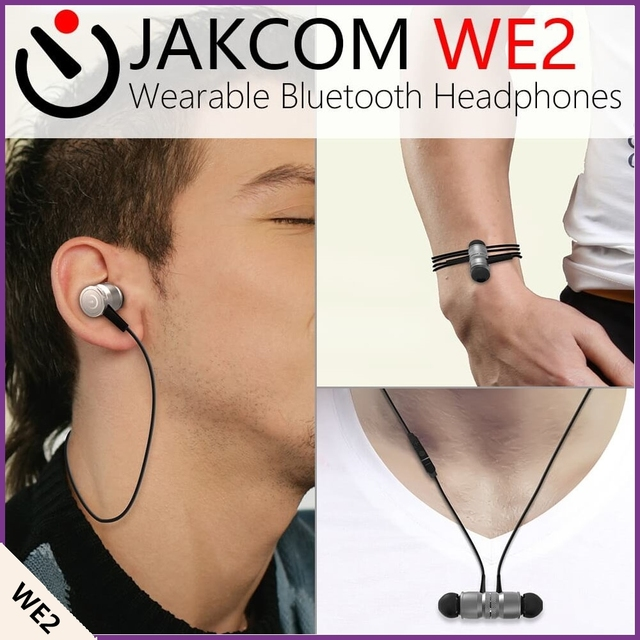Jakcom WE2 Wearable Bluetooth Headphones New Product Of Earphones Headphones As Piston4 For Razer Chroma Xiami