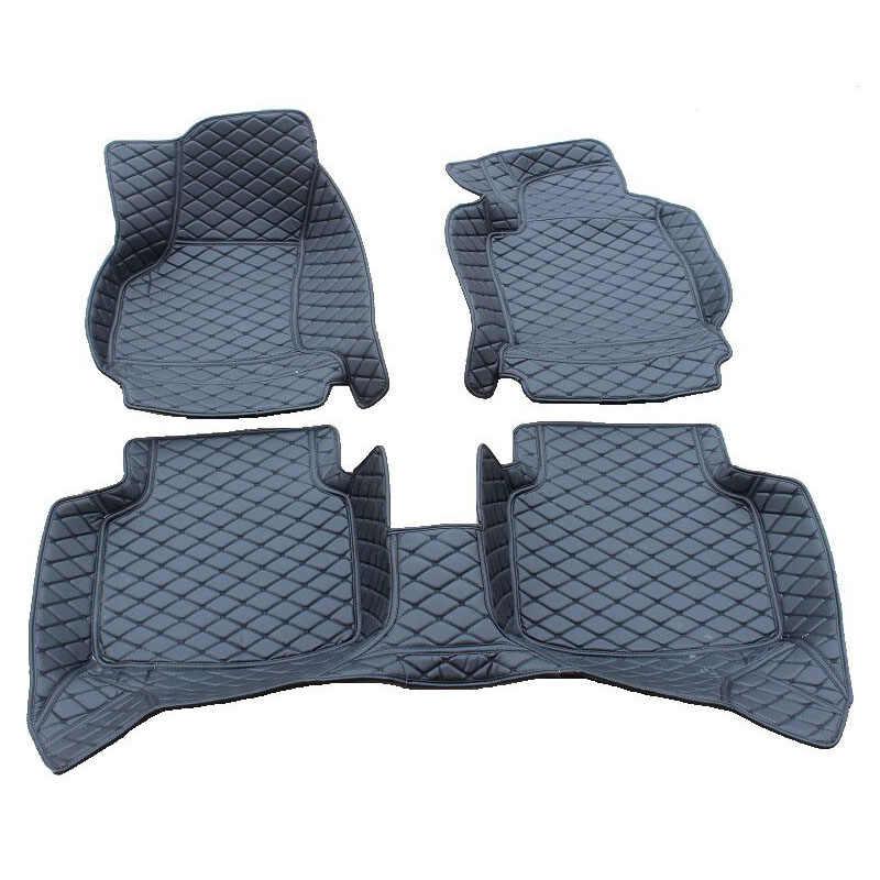 מיוחד custom fit רכב רצפת מחצלות יד ימין כונן עבור אינפיניטי M Y50 Y51 Q70 Q70L M25 M35 M35H M37 m37X M56 M25L 5D שטיח ספינות