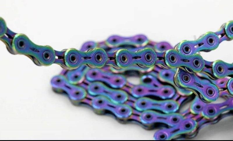 SUMC Diamond Like Coating 12 Speed Bicycle Chain SX12SL Mountain Bike Ultralight Chain Cycling Road Bike Chains