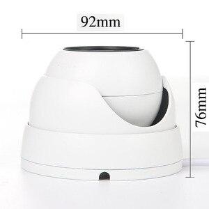 Image 2 - Kamera kopułkowa IP 720P 1080P H.264 +/H.265 HD sieć wewnętrzna IRC 24 diody podczerwieni NightVision ONVIF P2P CMS XMEYE