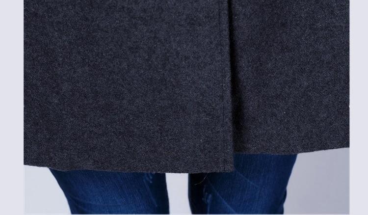 moda abrigo largo Feminino 13