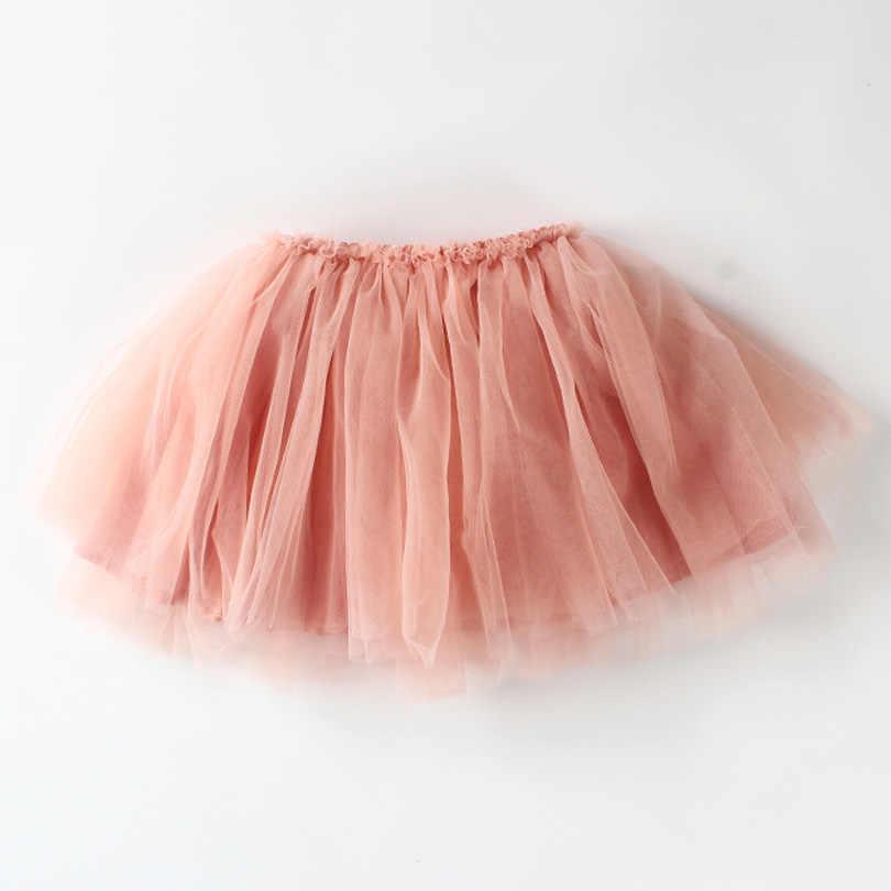 طفلة الملابس عيد الميلاد الوردي توتو تنورة الاطفال الأميرة الفتيات تنورة الكرة ثوب pettiدرجات عيد ميلاد حفلة Kawaii التنانير 0-4Y جديد
