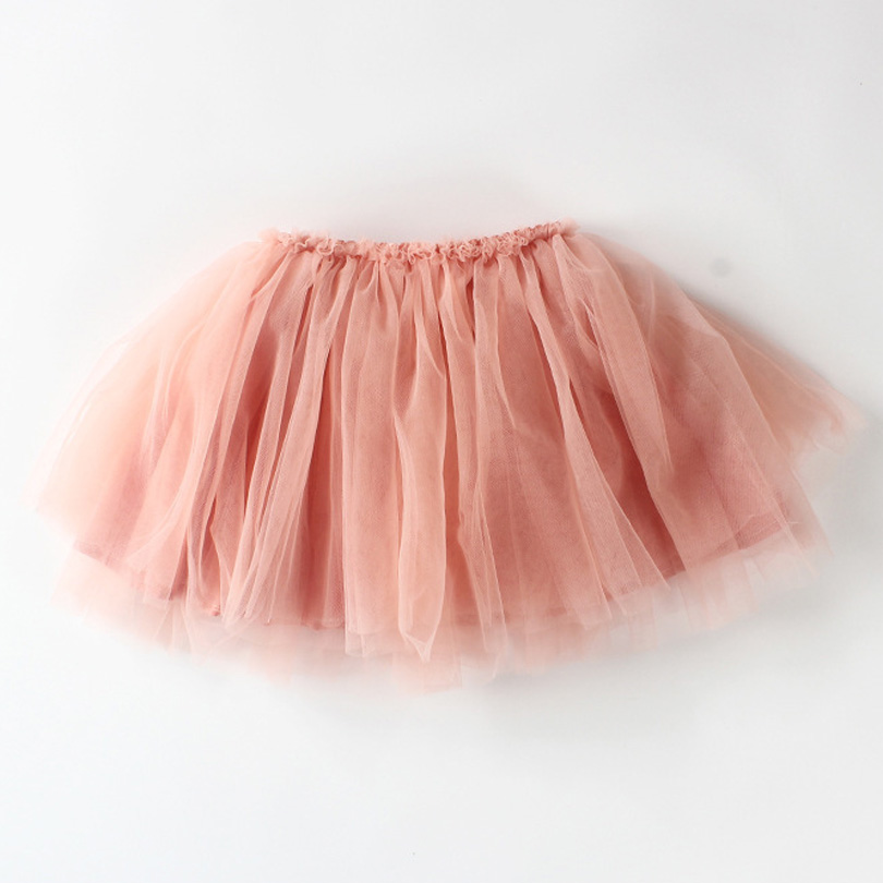 Baby Girl Clothes Christmas Pink Tutu Skirt Kids Princess Girls Skirt Ball Gown Pettiskirt Birthday Party Kawaii Skirts 0-4Y NEW ywhuansen 2018 new rainbow cotton skirt sequin embroidery baby girl skirt cute rabbit princess kid clothes tutu skirt tulle pink