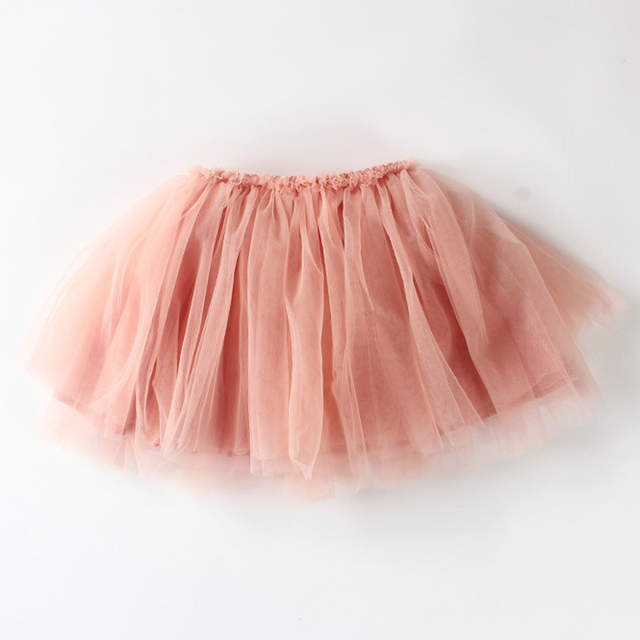 4f1d576ca Ropa de bebé niña Navidad falda tutú Rosa niños princesa niñas falda  vestido de baile Pettiskirt cumpleaños fiesta Kawaii faldas 0-4Y nuevo