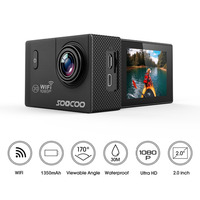 SOOCOO C10S 1080P Action Sports Camera NTK96655 12MP Full HD 1080P 2.0 LCD Screen 170 Wide Angle Lens 30M/98ft Waterproof