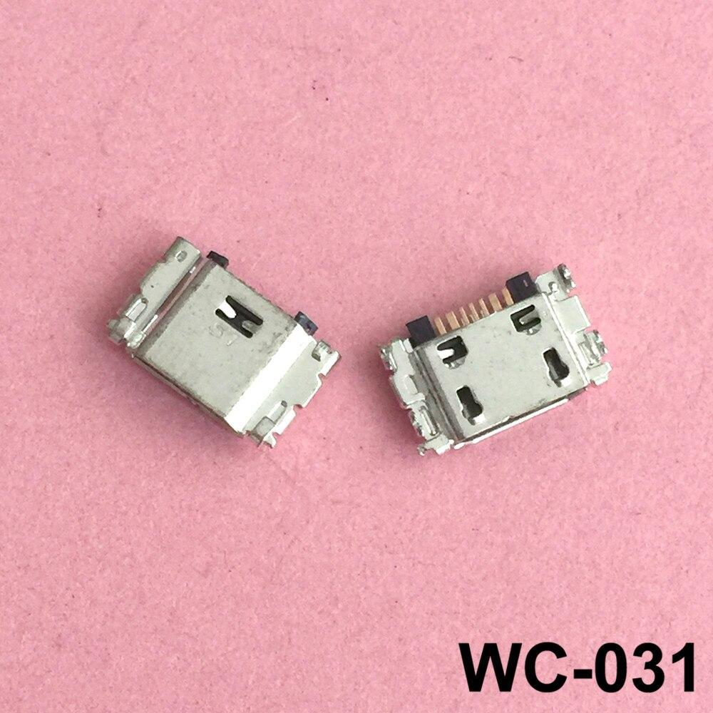 10PCS For Samsung Galaxy J3 J320F J1 J100F J100H  J5 J500 2015 USB Charging Port Connector Plug Jack Socket Dock Repair Part