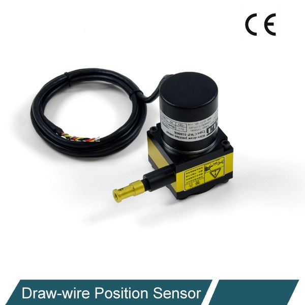 CWP-S1000 pull line displacement sensor, hydraulic cylinder positioning measurement dedicated