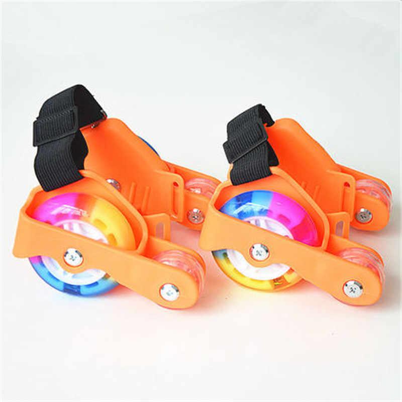 Adult Children LED Flashing Roller