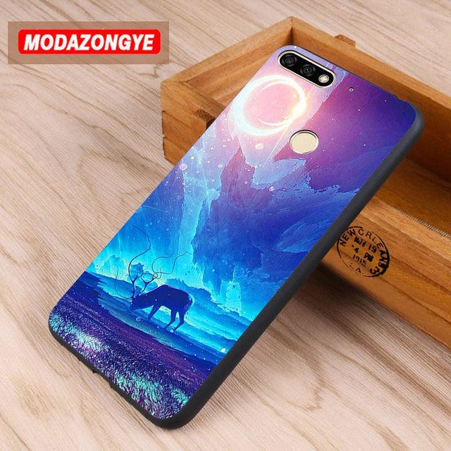 0cff759269b For Huawei Honor 7C Case Huawei Enjoy 8 Case 5.99