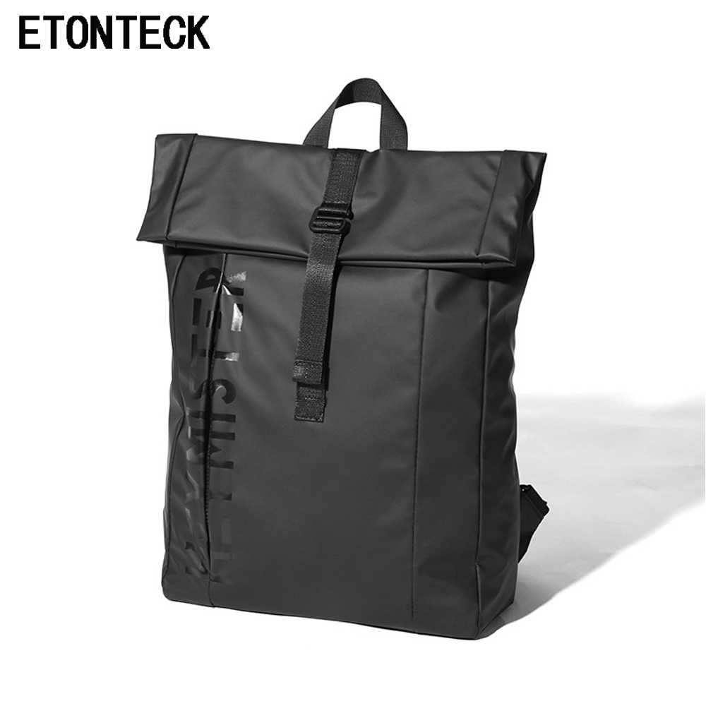 ETONTECK Fashion Backpack Waterproof Nylon Rucksack for Women Men Large Capacity School Bag for Teenager Travel Laptop Back PackETONTECK Fashion Backpack Waterproof Nylon Rucksack for Women Men Large Capacity School Bag for Teenager Travel Laptop Back Pack