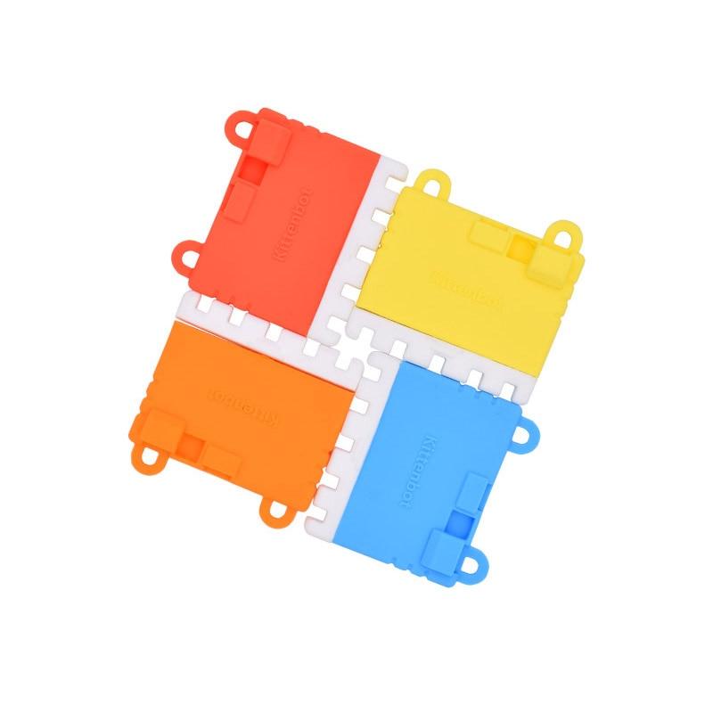 Free Shipping BBC Micro: Bit Case Silicone Colorful Protective Shell For BBC Micro:bit Board