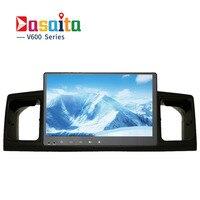 Dasaita 9 Android 6 0 Car GPS Player For Toyota Corolla E120 2003 2006 With Octa