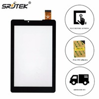 Srjtek 7 For Prestigio MultiPad Wize 3797 3G PMT3797 Touch Screen Digitizer Glass Sensor Panel PB70A2616