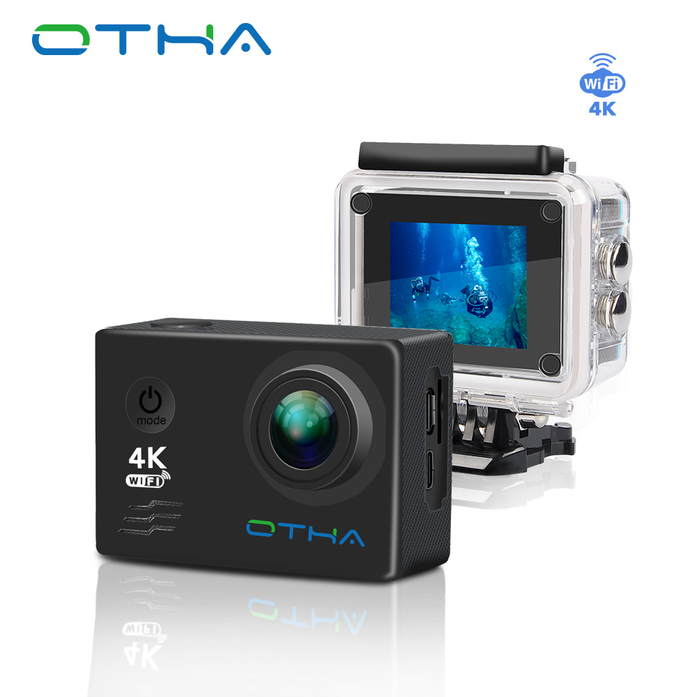 OTHA WS30L-5 Mini Action Camera 1080P Ultra HD Diving 30M Waterproof Video Camera WiFi 2.0 Sports Camera Go Extreme Pro Cam wimius 20m wifi action camera 4k sport helmet cam full hd 1080p 60fps go waterproof 30m pro gyro stabilization av out fpv camera