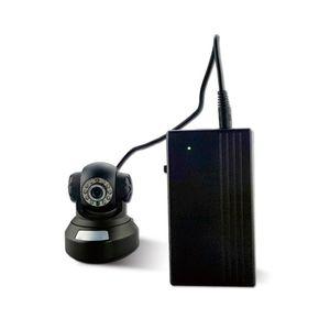 Image 3 - 12V2A 22.2 واط UPS دون انقطاع احتياطية امدادات الطاقة بطارية صغيرة للكاميرا راوتر تحويل التيار الكهربائي
